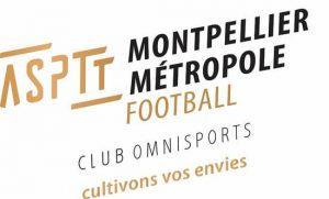 logo ASPTT MONTPELLIER